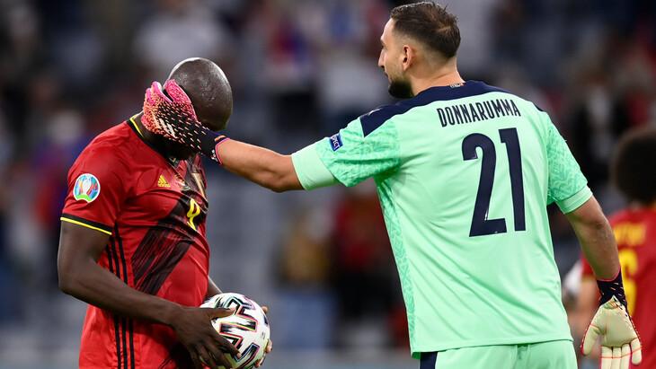 Италия — Бельгия