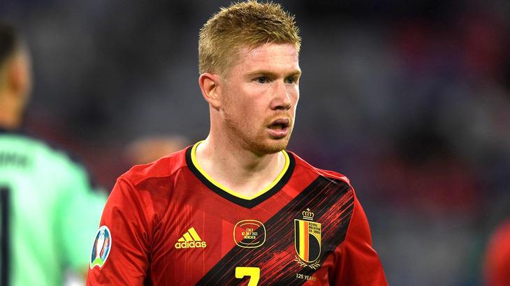 Де Брейне остается в сборной Бельгии