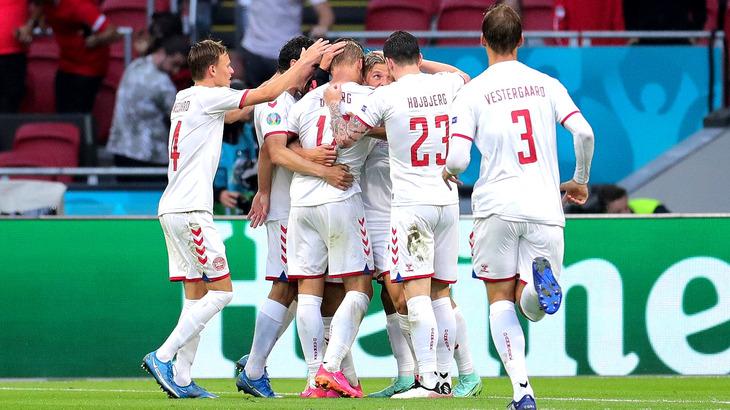 Дания без Эриксена вышла в полуфинал Евро