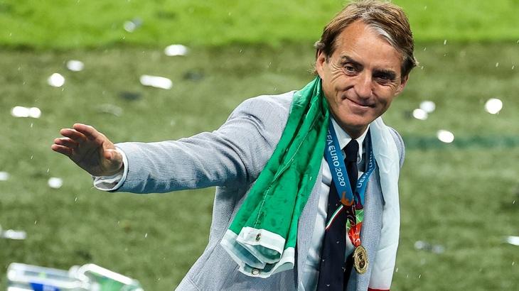 Манчини привел Италию к успеху после 34 матчей без поражений