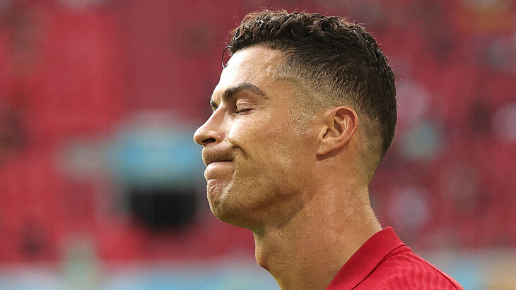 Эго Роналду помешало Португалии преуспеть на Евро-2020
