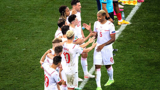 Швейцарии попортил нервы формат Евро-2020