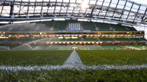 Стадион «Авива» в Дублине