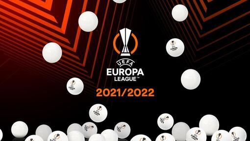 Жеребьёвка Лиги Европы 2021/2022. Новая эмблема