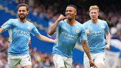 Футболисты «Манчестер Сити»