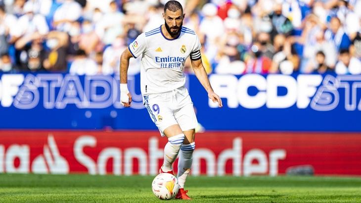«Реал» не выиграл третий матч кряду