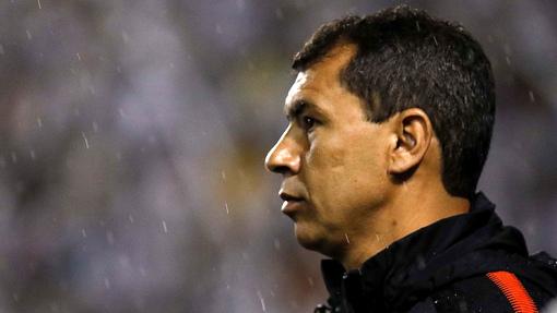 Фабио Кариле — тренер «Сантоса»