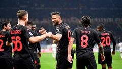 «Милан» лидирует в Серии А