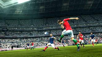 Скриншот «PES 2012»
