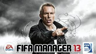 обложка «FIFA Manager 13»