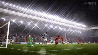 В FIFA 2015 могут появиться новые сборные