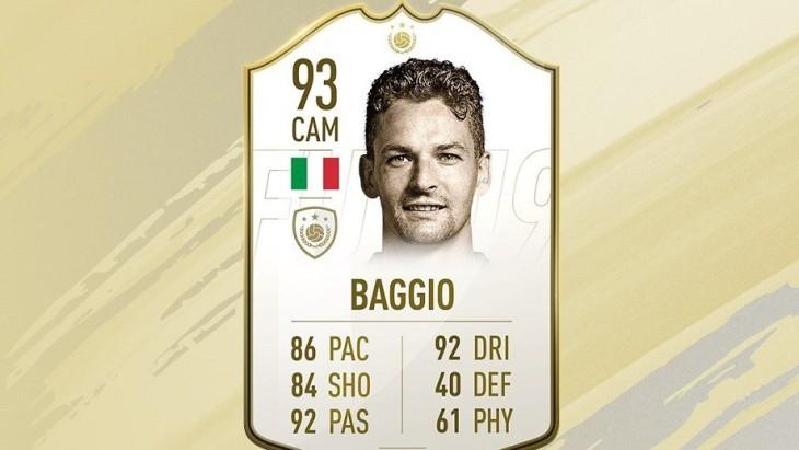 Карточка Баджо дебютирует в игре