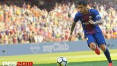 PES 19 — очередной ответ EA Sports