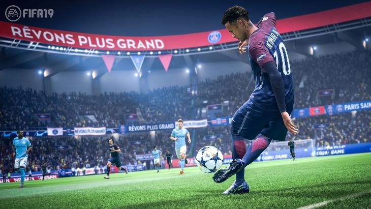 Полная версия FIFA 19 выйдет 28 сентября