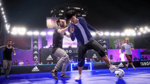 Режим VOLTA в FIFA 20