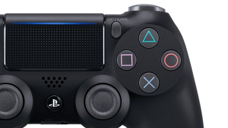 Контроллер PS4