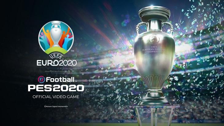 EURO 2020 в PES 2020