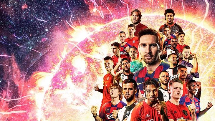 Обложка eFootball PES 2020