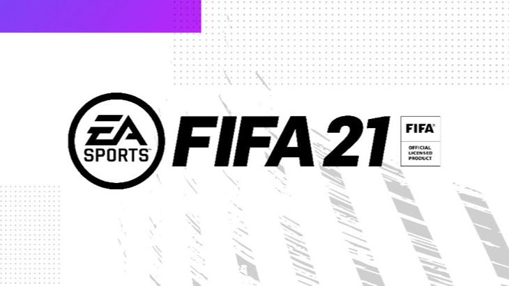 Логотип FIFA 21