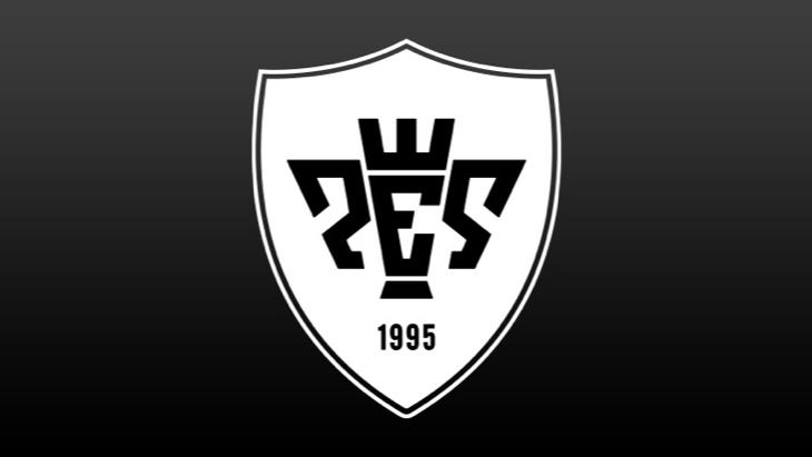 Логотип PES