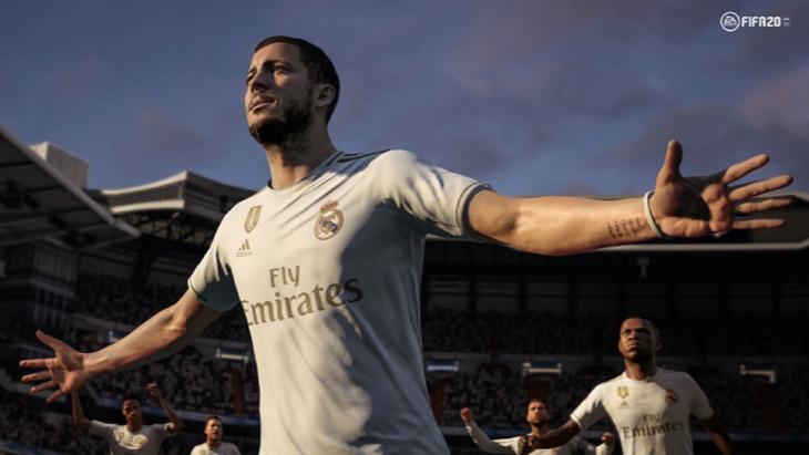 «Реал» в FIFA 20