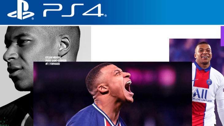 Обложка FIFA 21