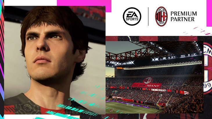 Кака в FIFA 21