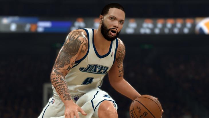 Дерон Уильямс в NBA 2K21