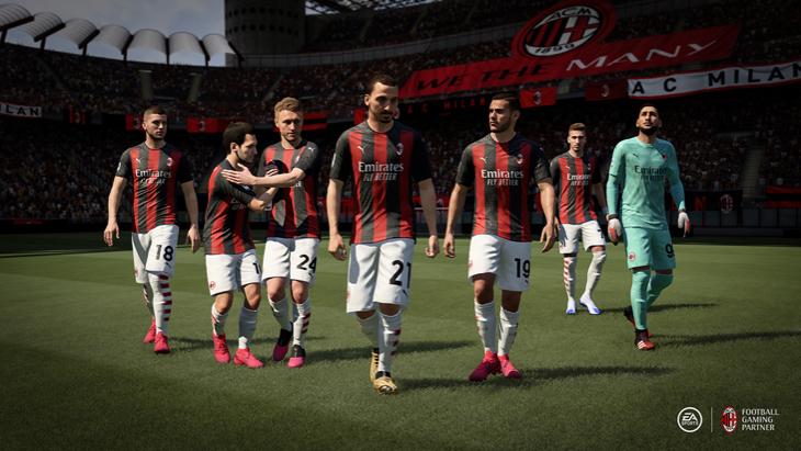 «Милан» в FIFA 21