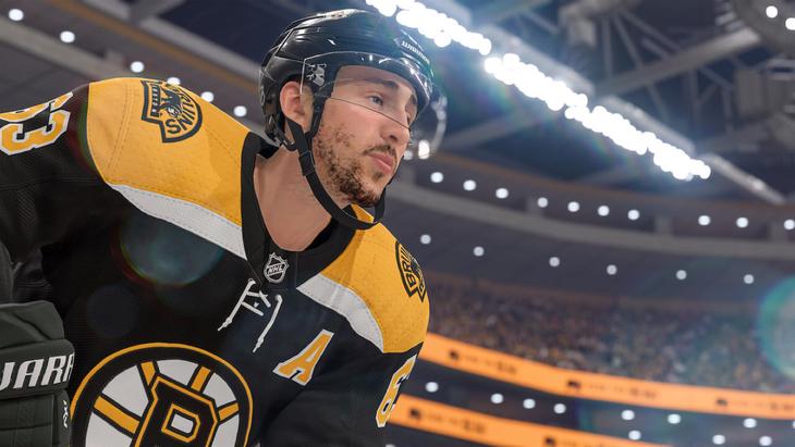 Брэд Маршанд в NHL 22