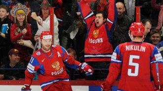 Два Ильи — Ковальчук и Никулин