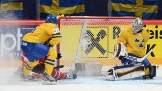 Сборная Швеции сыграет с финнами