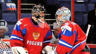 Илья Брызгалов и Семен Варламов