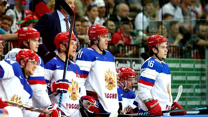 В плей-офф за сборную России будет играть Евгений Малкин