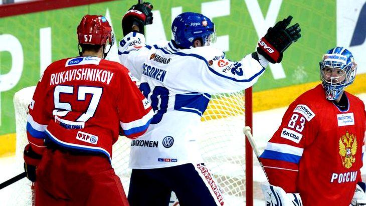 Россия стала третьей на этапе Евротура в Финляндии