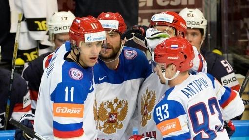 Сборная России — в финале ЧМ