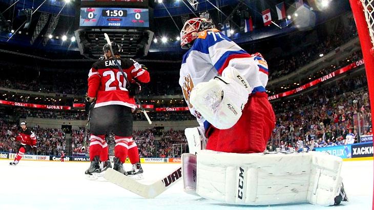 Сборная России на ЧМ-2015 запомнилась не только хоккеем
