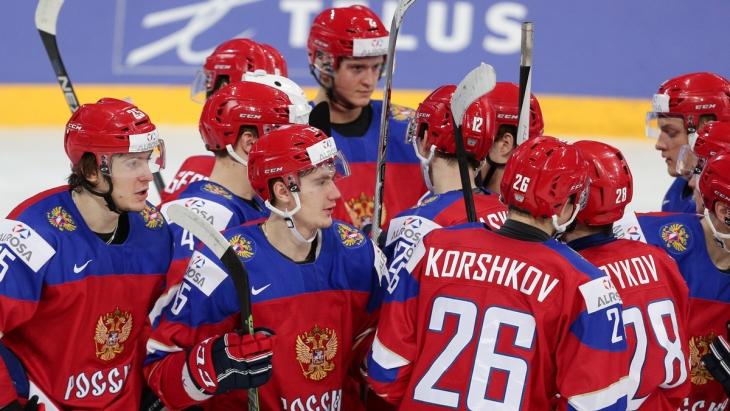 какое место заняла сборная молодежки по хоккею посчитай кредит сбербанк онлайн