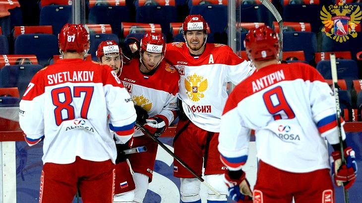 Сборная России показала максимальный результат на Кубке Карьяла