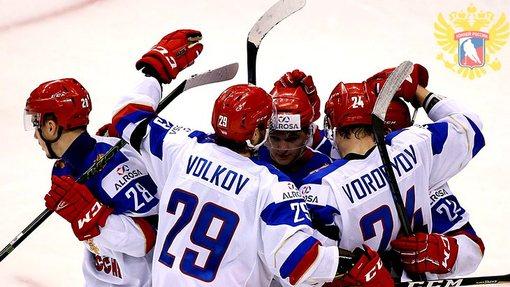 Российская «молодежка» уступила Канаде в стартовом матче МЧМ