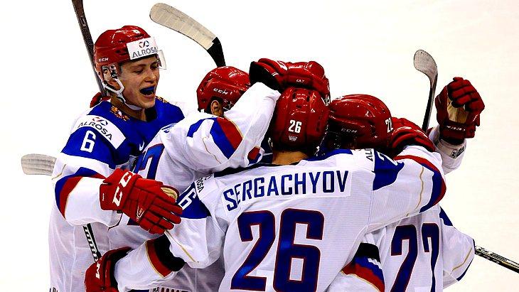 Россияне стартовали на МЧМ с поражения от Канады