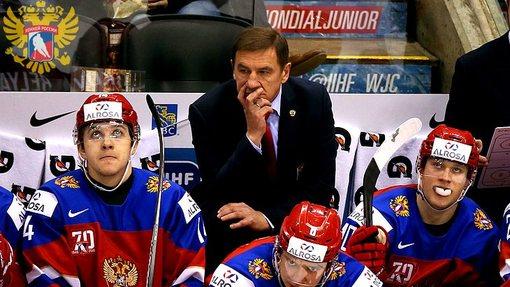 Российская «молодежка» проиграла два из трех матчей