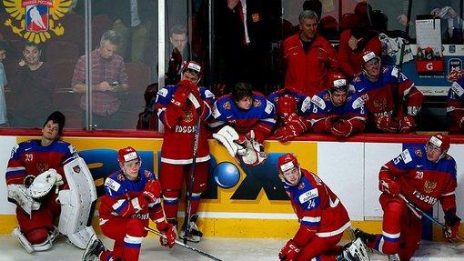 Молодежная сборная России не смогла выйти в финал чемпионата мира
