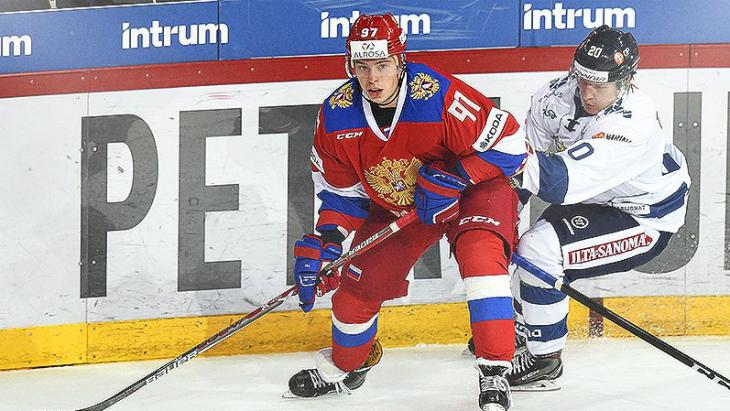 Россия — Финландия