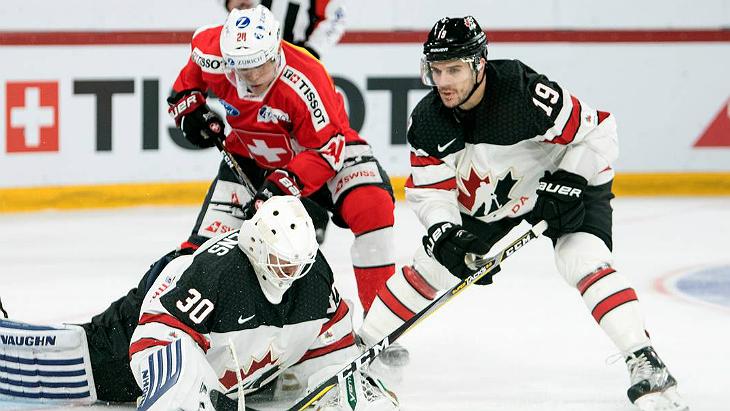 Канада — Швейцария