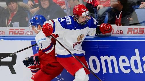Сборная России уступила Чехии со счетом 4:5