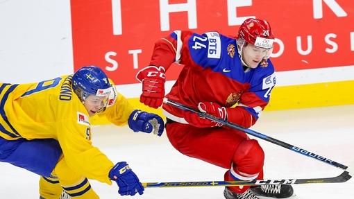 Россияне не смогли прервать впечатляющую серию шведов