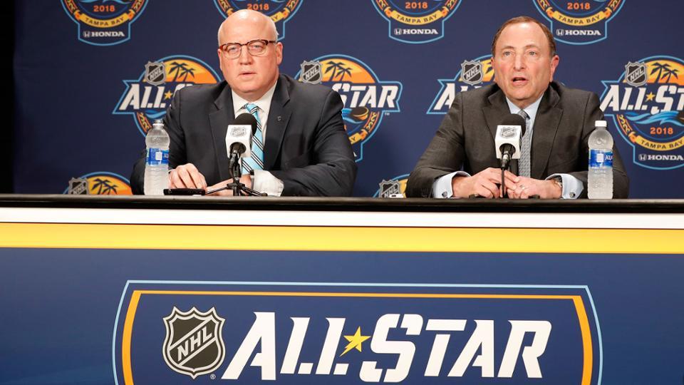 НХЛ проведет игры в Швеции, Финляндии и Китае