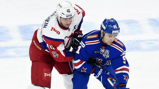 СКА — «Локомотив»