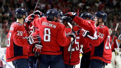 Хоккеисты «Вашингтона»